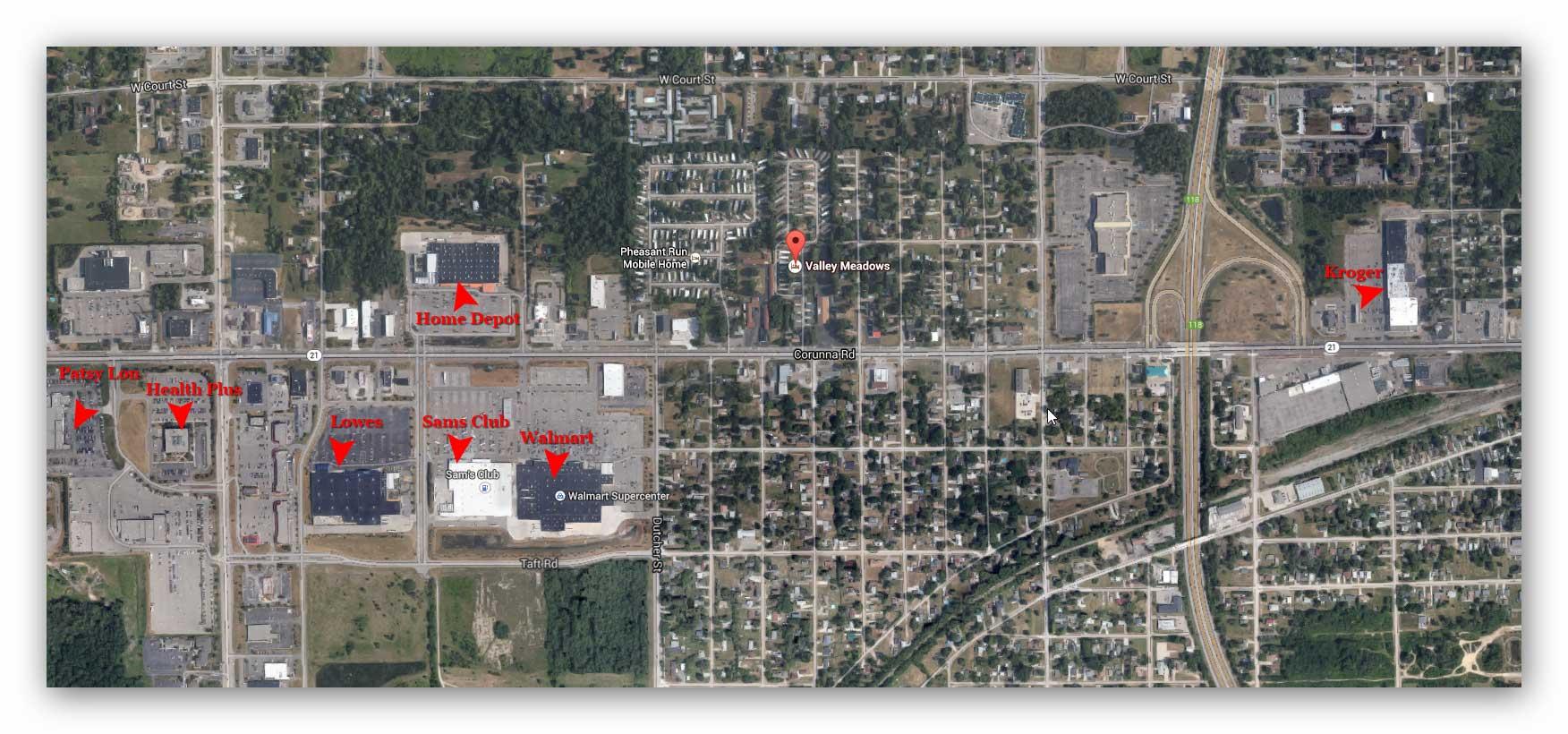 Flint Township Employers